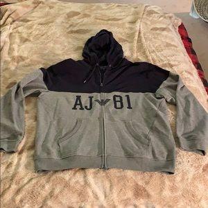 Men's Armani Sweatshirt